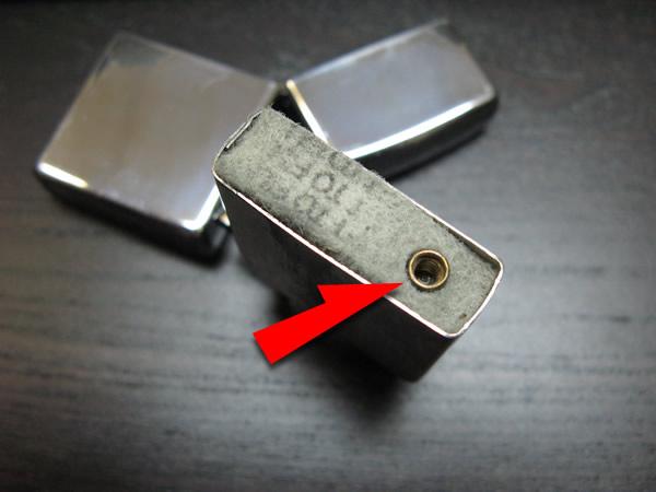 修理 ジッポ ライター